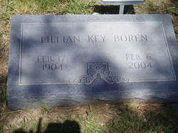Lillian <I>Key</I> Boren