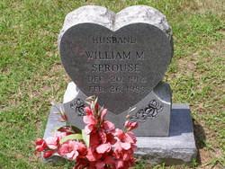 William M Sprouse