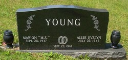 """Marion Steven """"M.S."""" Young"""