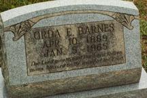 Orda E. Barnes