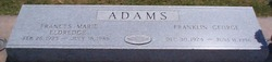 Franklin George Adams