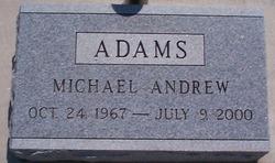 Michael Andrew Adams