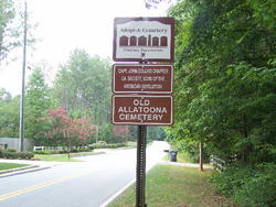 Allatoona Baptist Church Cemetery
