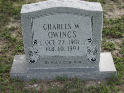Charles Wesley Owings