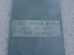 PFC Carl Fisher Boyer, Sr
