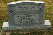 Amos Charles Boatner