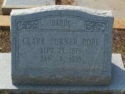 Clark Turner Pope Sr.
