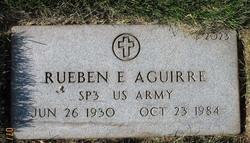 Rueben E Aguirre