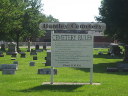 Huntley Cemetery