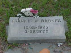 Frankie M. Barnes