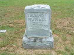 Thomas D. Nowell