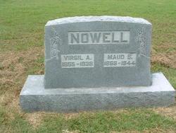 Virgil Asher Nowell
