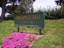 Prospect Hill Park Cemetery