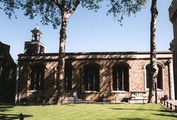 Chapel of Saint Peter-ad-Vincula