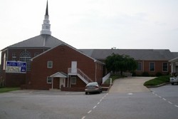 Level Grove Baptist Church Cemetery