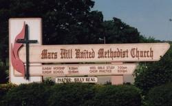 Mars Hill Methodist Cemetery
