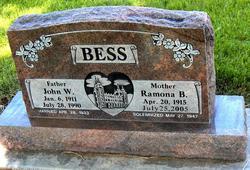 Ramona <I>Bacon</I> Bess