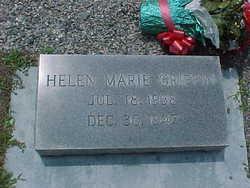 Helen Marie Griffin