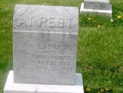 Laura M. <I>Klingensmith</I> Mansfield