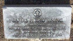 "James Howard ""Bruce"" Browning"
