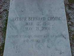 Corp Arthur Bernard Crooms