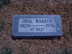Opal Warren