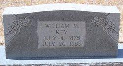 William  M Key