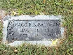 Maggie Belle <I>Kines</I> Bateman