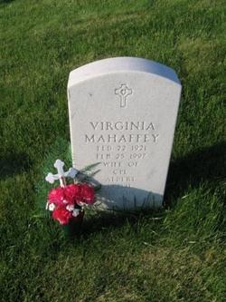 Virginia Merle <I>Mahaffey</I> Gaskin