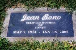 """Mrs Zena """"Jean"""" <I>La Valle</I> Bono"""