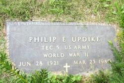 Philip E Updike