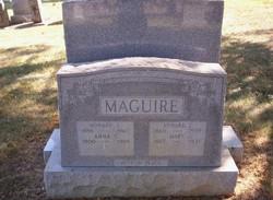 Anna Charlotte <I>Dougherty</I> Maguire