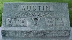Melvin John Austin