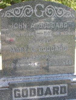 John Abel Goddard