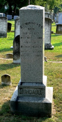 Rev Edmund Christian Murdaugh