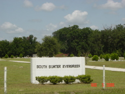South Sumter Evergreen Cemetery