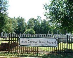 Essex Common Burial Ground