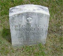 Pvt Theodore Leslie McNeeley