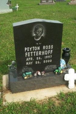 Peyton Ross Fetterhoff
