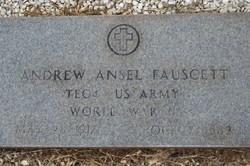 Andrew Ansel Fauscett