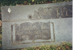 Laura Marcellia <I>Bryson</I> Tilford