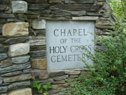 Chapel of the Holy Cross Cemetery