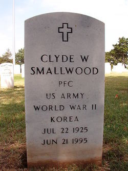 Clyde W Smallwood