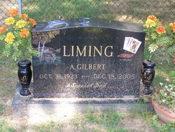 Alfred Gilbert Liming
