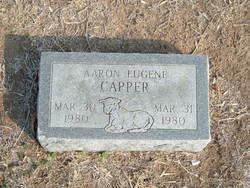 Aaron Eugene Capper