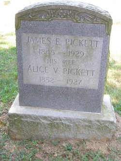 Alice Virginia <I>McDonough</I> Pickett