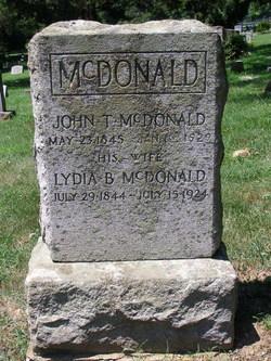 John Thomas McDonald