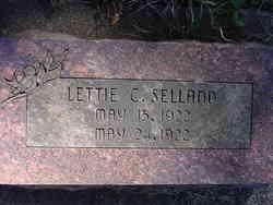 Lettie Cornelia Selland