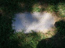 Joyce K Bauserman
