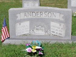 Amanda Kathleen <I>Abel</I> Anderson